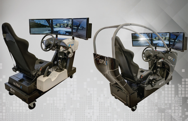 Type of Driving Simulator